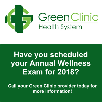 Schedule a wellness visit today!